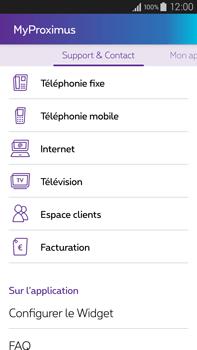 Samsung N910F Galaxy Note 4 - Applications - MyProximus - Étape 23