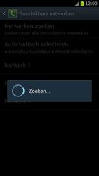 Samsung I9300 Galaxy S III - Netwerk - gebruik in het buitenland - Stap 10