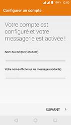 Wiko Tommy 2 - E-mails - Ajouter ou modifier un compte e-mail - Étape 25