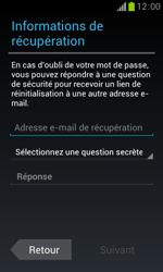 Samsung S7560 Galaxy Trend - Applications - Télécharger des applications - Étape 12