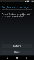 HTC Desire 620 - Applicaties - Account aanmaken - Stap 4