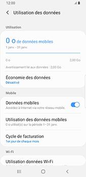 Samsung Galaxy S9 Android Pie - Internet - activer ou désactiver - Étape 6