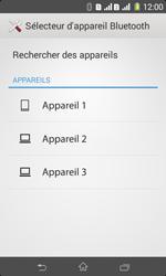 Sony Xpéria E1 Dual - Photos, vidéos, musique - Envoyer une photo via Bluetooth - Étape 10