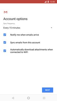 Nokia 8 Sirocco - E-mail - Manual configuration (yahoo) - Step 11
