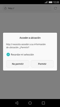 Huawei GX8 - Internet - Configurar Internet - Paso 19
