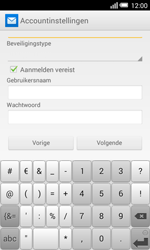 Alcatel OT-5050X Pop S3 - E-mail - Account instellen (POP3 zonder SMTP-verificatie) - Stap 15