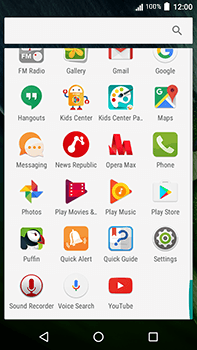 Acer Liquid Zest 4G Plus - Applications - Download apps - Step 5
