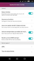 Huawei Y5 II - Internet - Activar o desactivar la conexión de datos - Paso 5