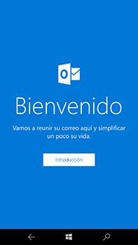 Microsoft Lumia 950 XL - E-mail - Configurar correo electrónico - Paso 4