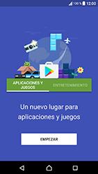Sony Xperia XA1 - Aplicaciones - Tienda de aplicaciones - Paso 18