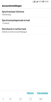 LG Q7 - E-mail - Account instellen (IMAP zonder SMTP-verificatie) - Stap 16