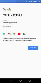 Huawei Y6 (2018) - Applications - Créer un compte - Étape 15