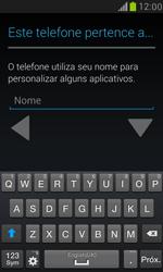 Samsung I8190 Galaxy S III Mini - Primeiros passos - Como ativar seu aparelho - Etapa 16