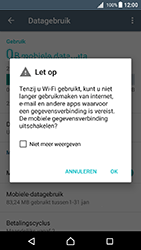 Sony xperia-x-f5121-android-nougat - Internet - Uitzetten - Stap 6