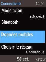 Nokia 220 - MMS - Configuration manuelle - Étape 5