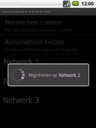 LG P350 Optimus Me - Buitenland - Bellen, sms en internet - Stap 10