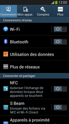 Samsung G386F Galaxy Core LTE - Internet - activer ou désactiver - Étape 4