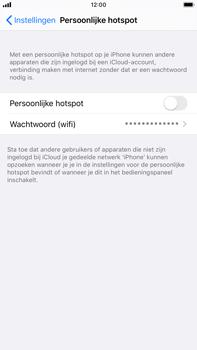 Apple iphone-6s-plus-met-ios-13-model-a1687 - WiFi - Mobiele hotspot instellen - Stap 4