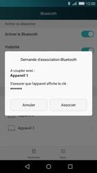 Huawei P8 Lite - WiFi et Bluetooth - Jumeler votre téléphone avec un accessoire bluetooth - Étape 6