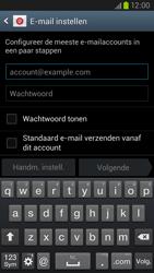 Samsung I9305 Galaxy S III LTE - E-mail - Account instellen (POP3 met SMTP-verificatie) - Stap 5