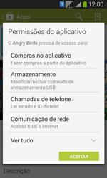 Samsung SM-G3502T Galaxy Core Plus Duo TV - Aplicativos - Como baixar aplicativos - Etapa 18