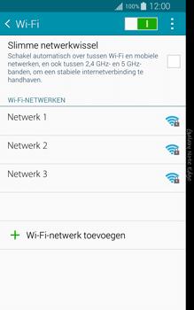 Samsung N915FY Galaxy Note Edge - WiFi en Bluetooth - Handmatig instellen - Stap 6