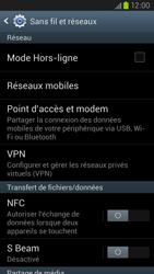 Samsung Galaxy S3 4G - Internet et connexion - Activer la 4G - Étape 5