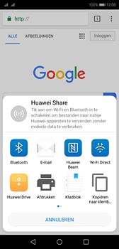 Huawei P20 Dual-SIM (Model EML-L29) - Internet - Hoe te internetten - Stap 20