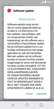 LG G6 H870 - Software updaten - Update installeren - Stap 7