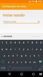 Alcatel Idol 4 VR - Email - Configurar a conta de Email -  10