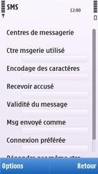 Nokia C5-03 - SMS - configuration manuelle - Étape 6