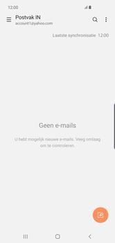 Samsung Galaxy S10 Plus - E-mail - handmatig instellen (yahoo) - Stap 5
