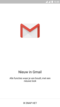 OnePlus 3 - Android Oreo - E-mail - e-mail instellen: IMAP (aanbevolen) - Stap 4