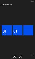 Nokia Lumia 520 - Primeros pasos - Activar el equipo - Paso 12