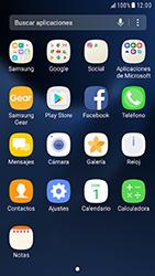 Samsung Galaxy S7 - Android Nougat - Mensajería - Escribir y enviar un mensaje multimedia - Paso 3