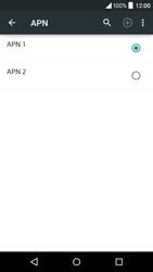 Alcatel Idol 3 - Internet - Configurar Internet - Paso 17