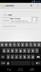 Samsung I9250 Galaxy Nexus - E-mail - E-mails verzenden - Stap 6