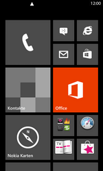 Nokia Lumia 820 - Internet - WLAN-Verbindung einrichten - Schritt 1