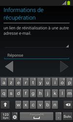 Samsung Galaxy S2 - Premiers pas - Créer un compte - Étape 18