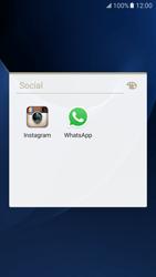 Samsung Galaxy S7 - Aplicações - Como configurar o WhatsApp -  5