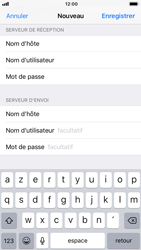 Apple iPhone 7 - iOS 12 - E-mail - Configuration manuelle - Étape 14
