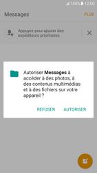 Samsung Galaxy J5 (2016) - MMS - envoi d'images - Étape 4