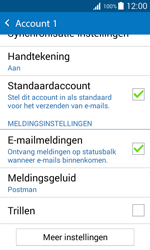 Samsung Galaxy Xcover 3 (SM-G388F) - E-mail - Instellingen KPNMail controleren - Stap 11