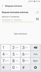 Samsung Galaxy A3 (2017) - Chamadas - Como bloquear chamadas de um número -  7