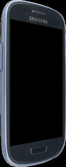 Samsung Galaxy S3 Mini - Premiers pas - Découvrir les touches principales - Étape 5