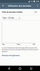 Sony Xperia X Performance (F8131) - Internet - Désactiver les données mobiles - Étape 7