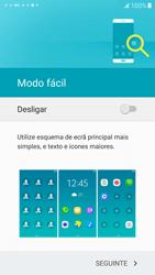 Samsung Galaxy S7 - Primeiros passos - Como ligar o telemóvel pela primeira vez -  21