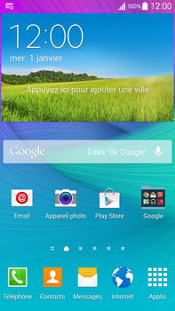 Samsung N910F Galaxy Note 4 - Internet - Configuration automatique - Étape 3
