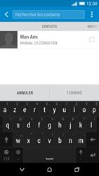 HTC One M8 - MMS - envoi d'images - Étape 6