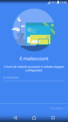 Sony Xperia X (F5121) - E-mail - Account instellen (POP3 zonder SMTP-verificatie) - Stap 6